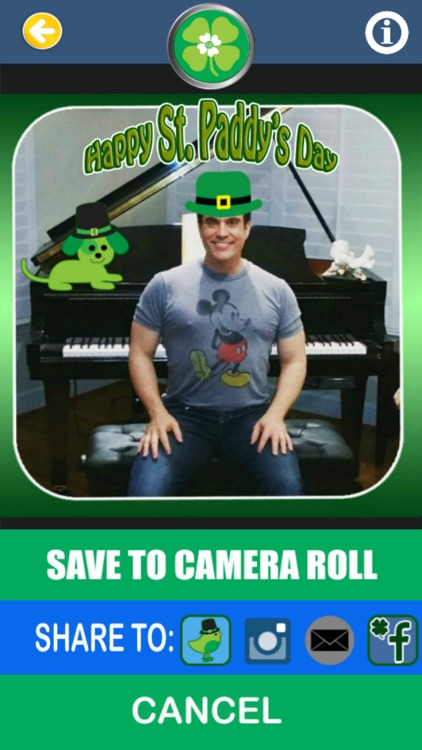 St Paddy's Stickers Pro screenshot-4