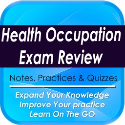 Health Occupation Test Preparation: 2200 Study notes & Exam Quiz
