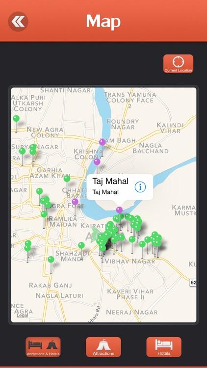 Taj Mahal Tourist Guide screenshot-3