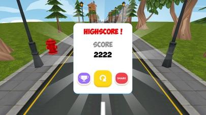 シティ レーサー カーズ 3D - レーシングゲームのスクリーンショット3