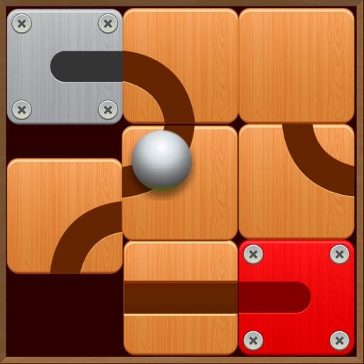 Slide n' Roll : Slide Puzzle