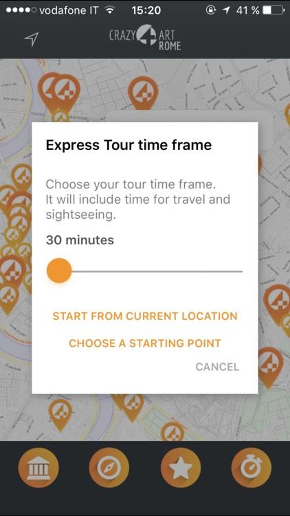 Nuova Roma Tours screenshot-4