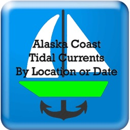 Alaska Coast Tidal Currents by Date and Location