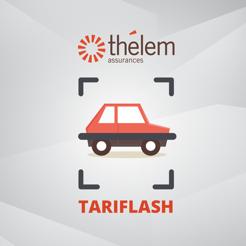 tariflash par th lem assurances votre tarif d assurance auto en 2 photos dans l app store. Black Bedroom Furniture Sets. Home Design Ideas