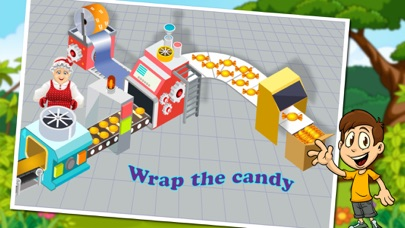 Granny's Candy & Bubble Gum Factory Simulator - Learn how to