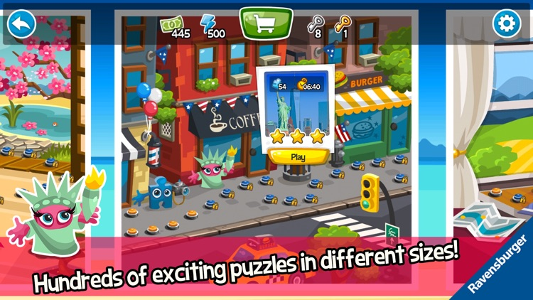 Puzzle Adventures - Jigsaw fun screenshot-3