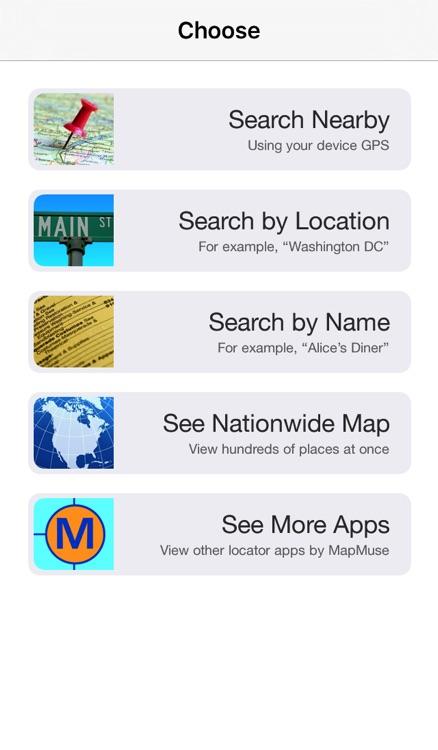 Alternative Fuel Finder screenshot-4
