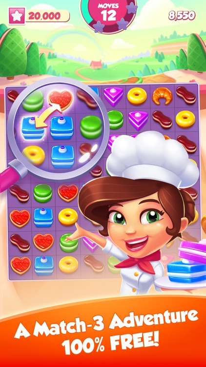 Pastry Paradise screenshot-0