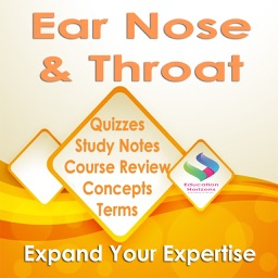 Ear Nose and Throat :1900  Study Notes & Quiz