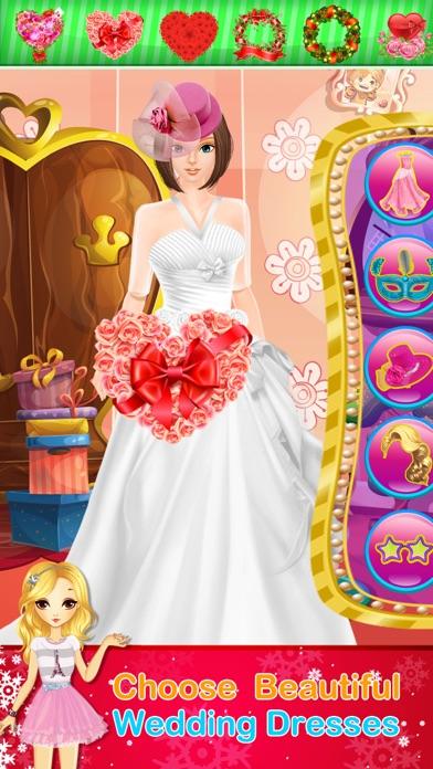 Wedding Doll - Dress Up & Fashion Games screenshot three