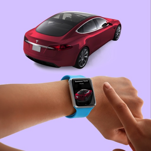 Summon Tesla - for Apple Watch