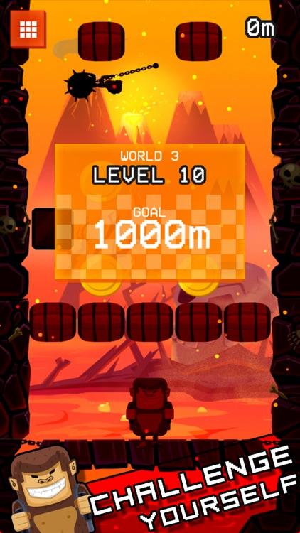 Jetpack Kong Revolution screenshot-4