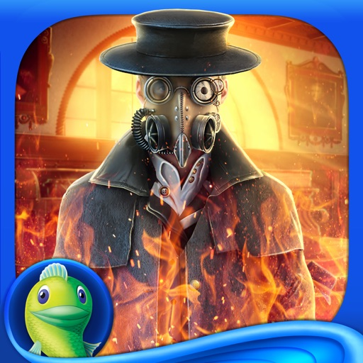 Sea of Lies: Burning Coast - A Mystery Hidden Object Game icon