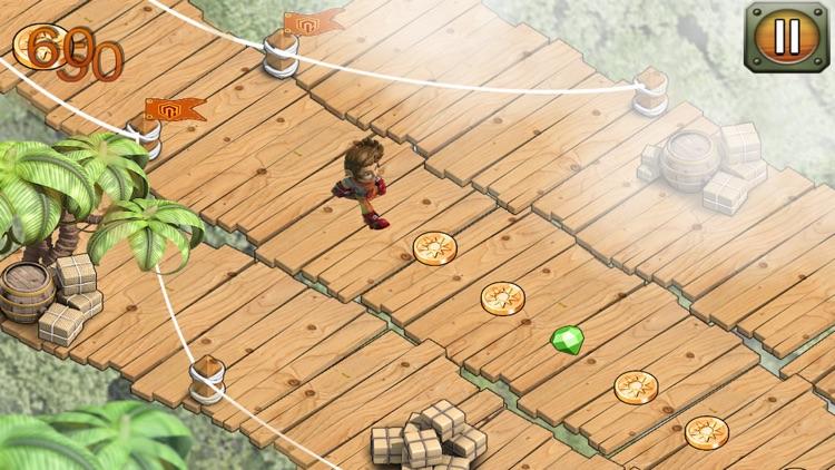 Running Boy Run - Endless Runner Game Edition