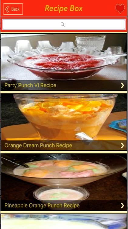 1000+ Drink Recipe screenshot-3