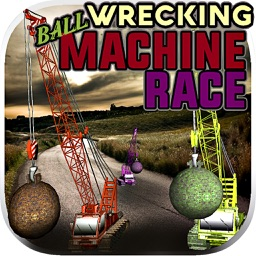 Wrecking Ball Machine Race