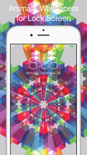 Live Wallpaper.s - Dynamic Gif Animate Photo for Lock Screen 4+