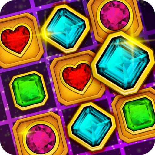 Jewel Star Match: Zombie Edition