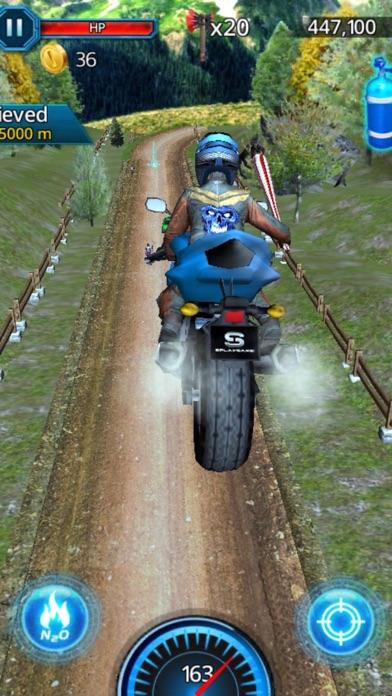 楽しいバイクのゲーム 最高のレースゲーム 無料でのおすすめ画像1