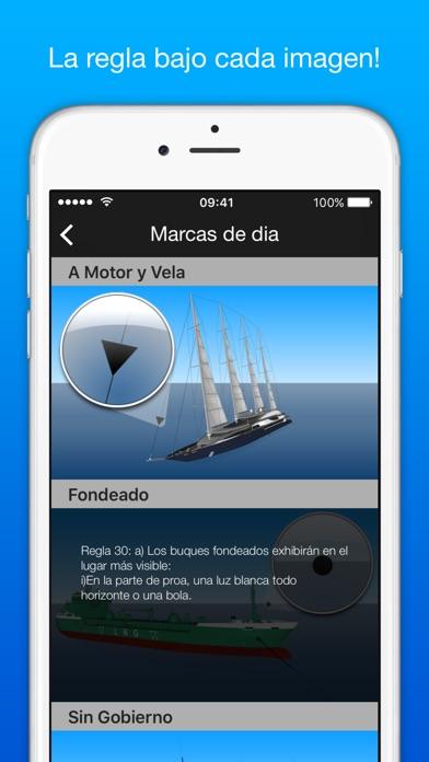 Screenshot for Marinus: RIPA - Reglamento Maritimo y más! in Peru App Store