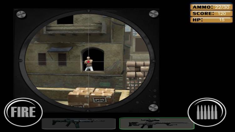 Assault Force (17+) - Sniper Assassin Strike Force Edition screenshot-3