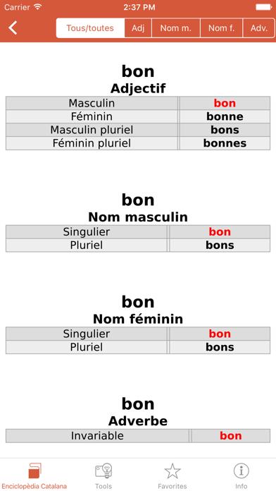 Dictionnaire de poche catalan-français français-catalan d'Enciclopèdia Catalana
