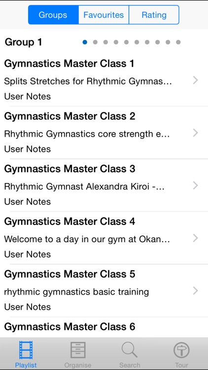 Gymnastics Master Class screenshot-1