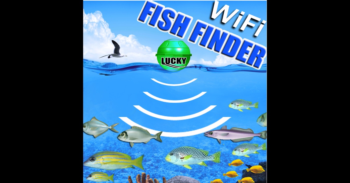 Wifi fish finder on the app store for Wifi fish finder