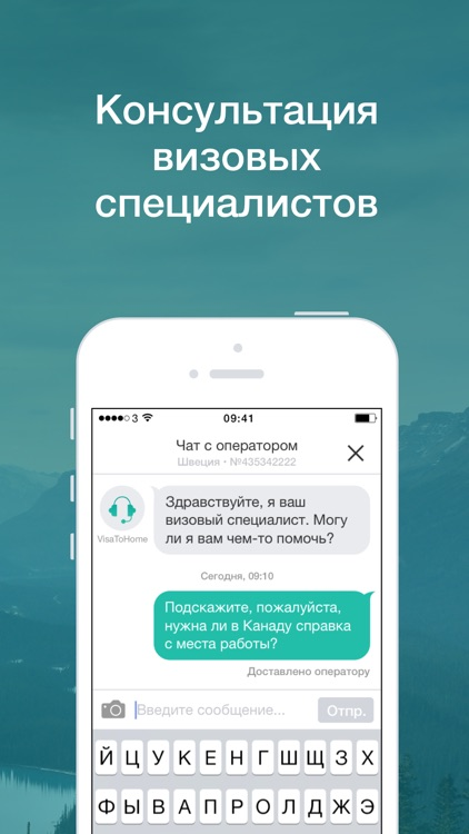 VisaToHome.ru визы онлайн без личного присутствия screenshot-3