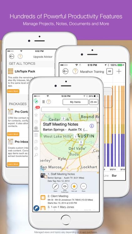 Pro.Calendar Task Planner screenshot-3