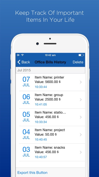 Tracker Buttons Pro - Life Tracker
