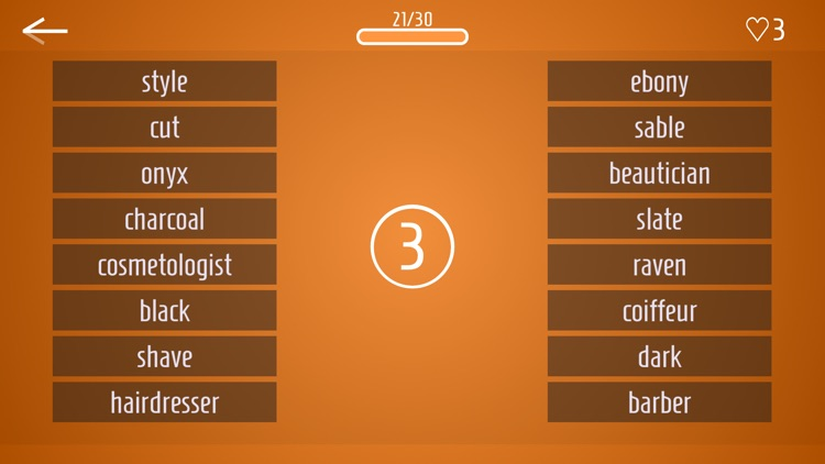 Verto - A Word Association Game