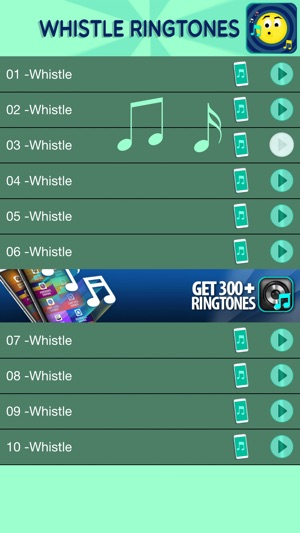iphone whistle sms tone free download