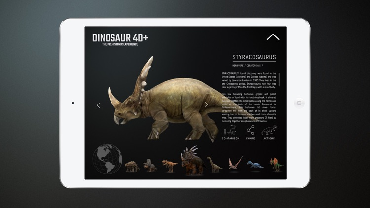 Dinosaur 4D+ screenshot-3