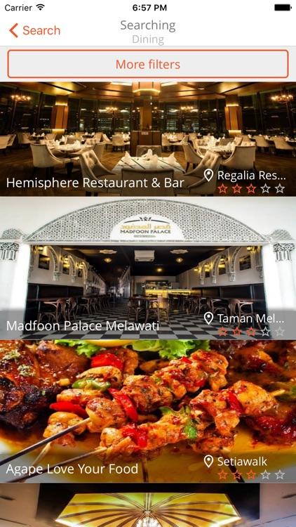 TABLEAPP Restaurant Reservations