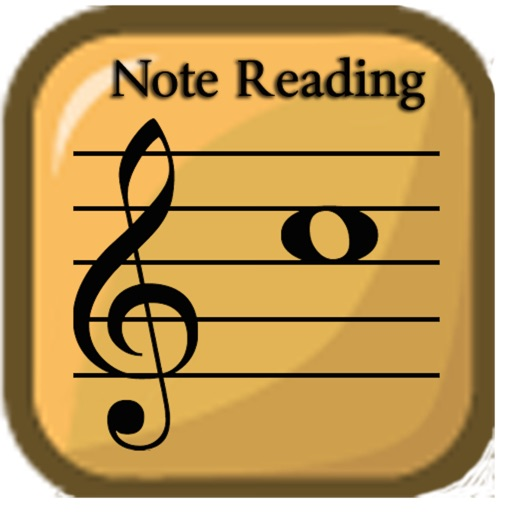 Musicated Note Reading