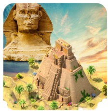 Activities of Egypt Pyramid Hidden Mission  Challenge:The Game