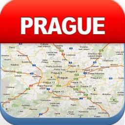 Prague Offline Map - City Metro Airport