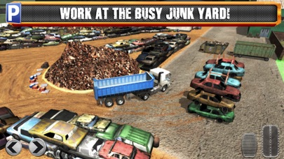 Junk Yard Trucker Parking Simulator a Real Monster Truck Extreme Car Driving Test Racing Simのおすすめ画像3