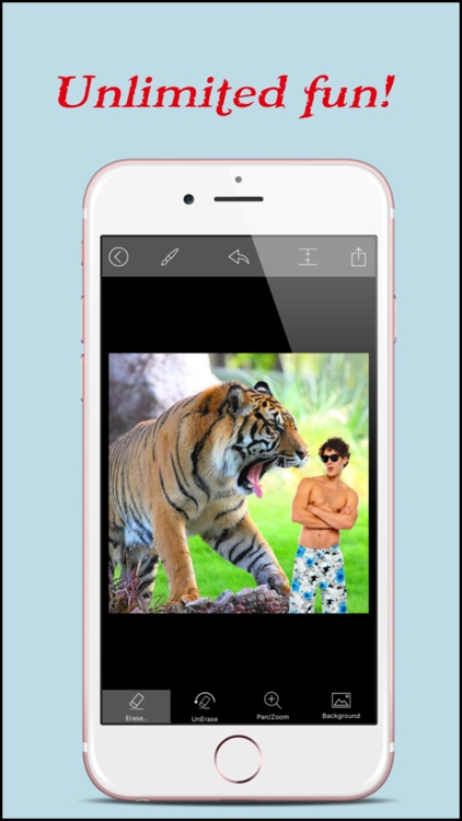 Superimpose Pro - Photo Background Changer and Sticker Maker screenshot-4