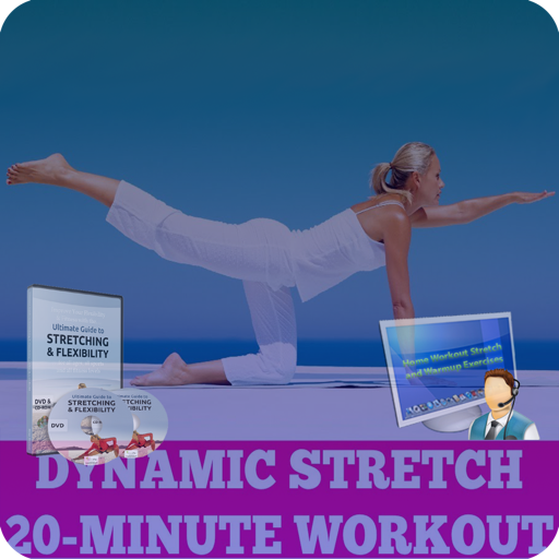 Home Workout Video for Stretch and Warmup Exercise
