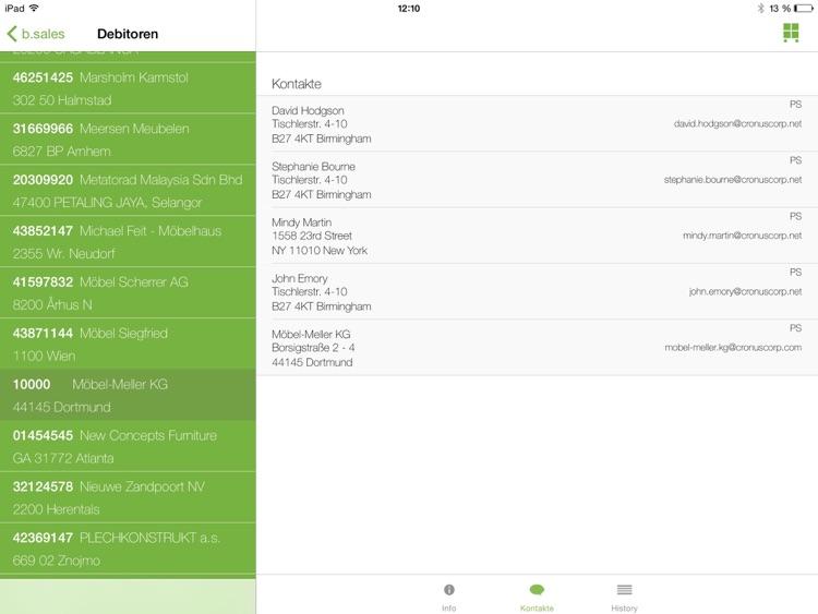 b.sales screenshot-4