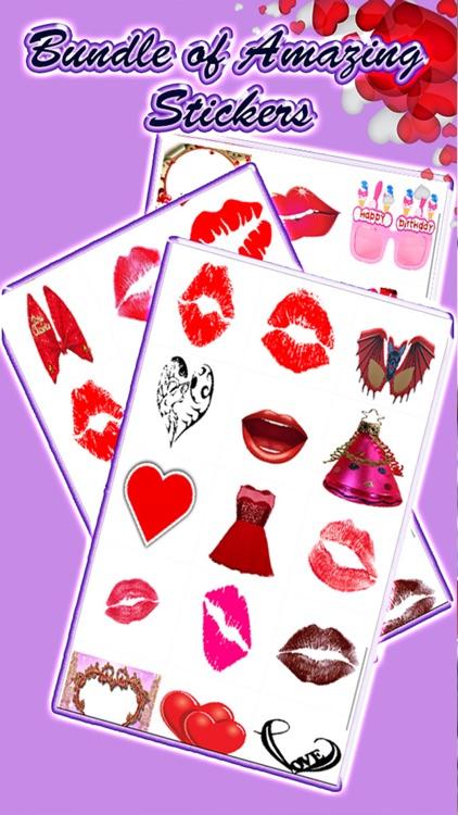 Photo Greeting Prank - Valentine's Day Love Stickers & Photo Editor screenshot-3