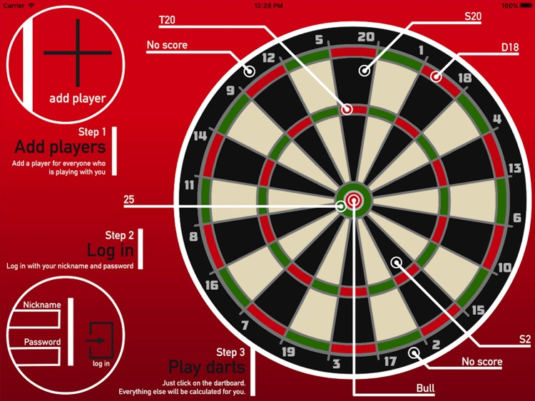 myDarts screenshot-1