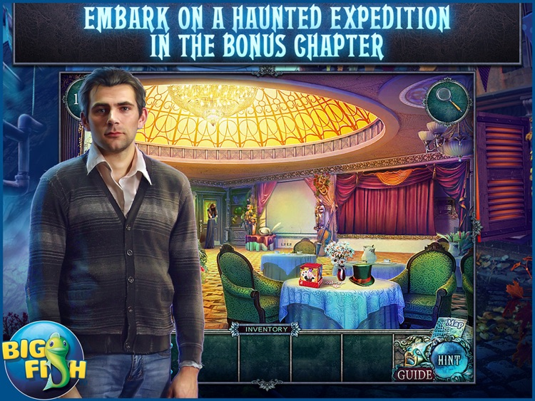 Fear for Sale: Endless Voyage HD - A Mystery Hidden Object Game screenshot-3
