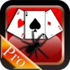 Spider Solitaire Spiderette Card Blitz - Future Mighty Contest of Champions PRO