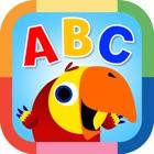 与ABC的乐趣!最佳游戏字母学习的孩子们 icon
