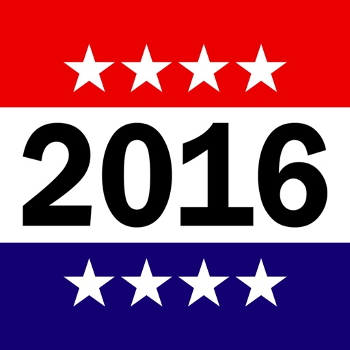 2016 US Presidential Election App - Real Politics News