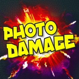 Damage Photo Editor PRO - Prank Effects Camera & Hilarious Sticker Booth