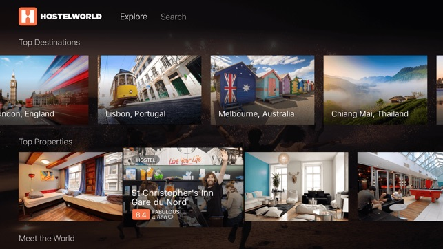 Hostelworld: Hostels & Hotels on the App Store